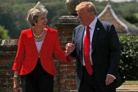 'I Feel Badly For Theresa, Like Her Very Much': Donald Trump on May's Resignation