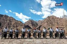 Himalayan Heights: Conquering Karakoram Pass on a Motorcycle