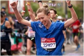 Woman Denied Guinness Record for Fastest Nurse for Running in Pants Instead of Dress, Sparks Debate
