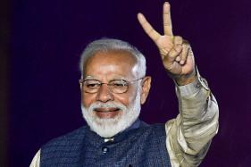Top 111 Photos from the Lok Sabha Elections 2019