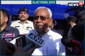 "Elections 2019, 7th Phase: ""All Of Us Want The NDA To Form The Government Again"", Says Nitish Kumar"