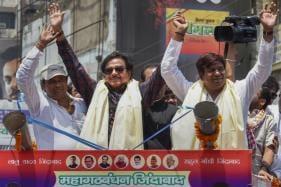 'Mahagathbandhan' Will Blow Away NDA in Bihar & UP, Says Cong's Shatrughan Sinha