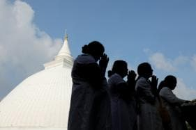Sri Lanka's Buddhists Mark Sombre Vesak After Dastardly Easter Sunday Attacks