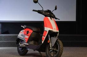 Ducati and Super Soco Unveils New CUx Electric Scooter