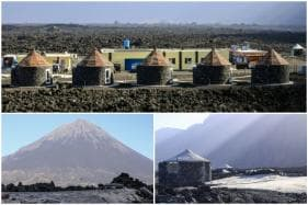 The African Village that Keeps Rising from Volcanic Ashes