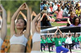 What Strengthens India and China's Ties? Yoga, and Taiji