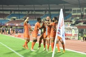 Chennai City FC Receive Prize Money from AIFF for Winning I-League 2018-19