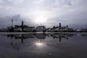 Monsoon May Take a Week Longer to Reach Delhi; Mercury Rises Marginally