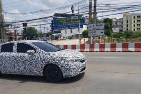 Upcoming 2020 Honda City Spied in Thailand, Could Have Mild-Hybrid Powertrain