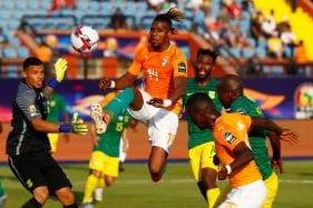 Africa Cup of Nations: Jonathan Kodjia Scores as Ivory Coast Edge Past South Africa