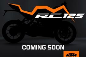 KTM RC 125 Teased Ahead of Launch - Watch Video