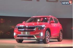 Kia Seltos SUV Unveiled in India, Gets Connectivity Features and 10.25-inch Touchscreen