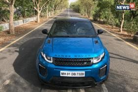 Range Rover Evoque Landmark Edition Road Test Review – If Only Looks Could Kill