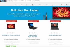 You Can Now Get Your 'Made to Order' Lenovo ThinkPad Laptop; Over 1,00,000 Configuration Options in Tow