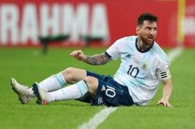 Copa America: Messi's International Trophy Drought Continues as Brazil Beat Argentina in Semis