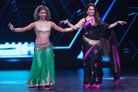 Madhuri Dixit Nene Stuns All With Her Belly Dancing Skills; See Pics
