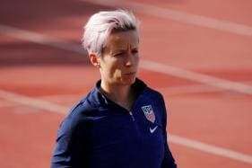 Megan Rapinoe Stands by Her White House Boycott Despite Criticism from US President Donald Trump