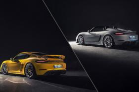 New Porsche 718 Spyder and 718 Cayman GT4 Launched with More Powerful Straight-Six Engine