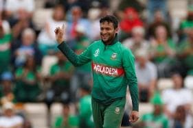 Twitter Explodes With Applause After Shakib Al Hasan Emulates Yuvraj Singh's 2011 World Cup Feat