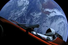Russian Space Agency Mocks Elon Musk by Sending Red Toy Car to Space