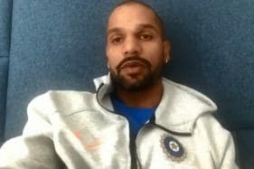 Show Must Go On: Shikhar Dhawan Bids Goodbye from World Cup with Emotional Message