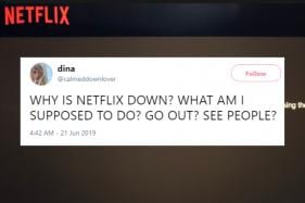 Netflix Was Down For a Few Minutes and the Internet Lost its Collective Chill