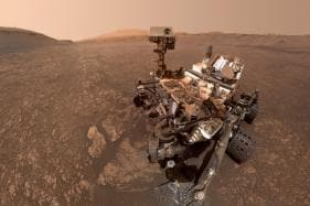 Clay-rification Ahead: NASA's Mars Curiosity Rover Finds Caches of Muddy Soil
