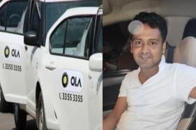 Ola Cab Driver's Gesture after a Passenger Lost his Wallet in the Cab is Heartwarming