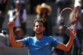 Roland Garros: Dominic Thiem Ends Novak Djokovic History Bid, to Face Rafael Nadal in French Open Final