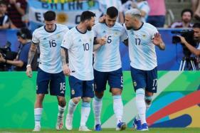 Copa America: Argentina See Off Venezuela to Set Up Titanic Semi-final clash with Brazil