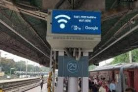 2.35 Crore People Used Railways' Free WiFi in May; 4,791 More Stations to be Covered This Year: RailTel