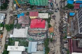 Cambodian Court Charges Four Chinese People for Building Collapse That Killed 28