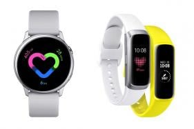 Samsung Brings Galaxy Watch Active, Galaxy Fit, Galaxy Fit e to Indian Consumers