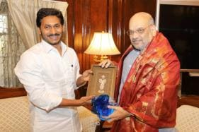 Jagan Requests Amit Shah to 'Soften PM's Heart' on Granting Special Category Status to Andhra