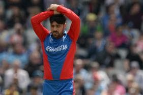Rashid Khan Becomes Meme Magnet After Bowling Most Expensive Spell in World Cup History