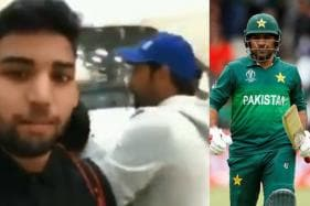 Fan Who Harassed Sarfaraz Ahmed in Front of His Son Apologises After Backlash