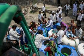 India Sets Target of Providing Clean Water to All Rural Houses by 2024