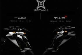 Emflux Two and Two+ Electric Motorcycle Teased, Official Performance Figures Revealed