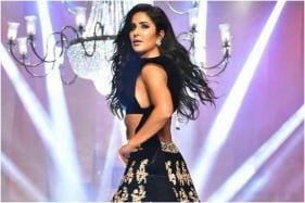 Katrina Kaif Turns Showstopper for Manish Malhotra at Lakme Fashion Week