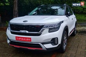 Kia Seltos Launched in India, Gets Special Twitter Icon as a Red SUV