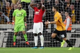 Manchester United Held at Wolves After Ruben Neves Wonder Strike, Pogba Penalty Miss