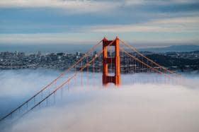 Camera That Clicked San Francisco's Fog Enveloped Golden Gate Bridge is Shutting Down