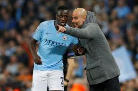 Premier League: Pep Guardiola Hopes For Impact From Wounded Benjamin Mendy