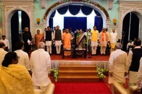 In First Cabinet Expansion, UP CM Yogi Adityanath Inducts 18 Ministers, Promotes 5