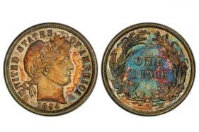 Once Upon a Dime: Rare Coin From 1894 Sells For Over Rs 9 Crore