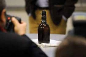 World's Oldest Beer Found in Shipwreck; See Photos