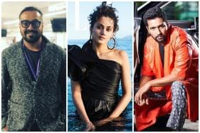 Taapsee Pannu Won a Race in School But Vicky Kaushal & Anurag Kashyap Won't Let Her Brag