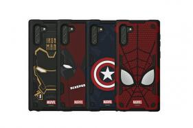 Marvel Smart Covers for the Samsung Galaxy Note 10, Galaxy Note 10+ Leaked