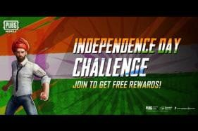 PUBG Mobile Independence Day Challenge: Crate Coupons, Headgears, Gun Skins, Parachutes and More
