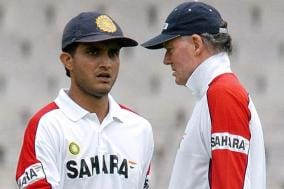 Controversies - Sourav Ganguly vs Greg Chappell